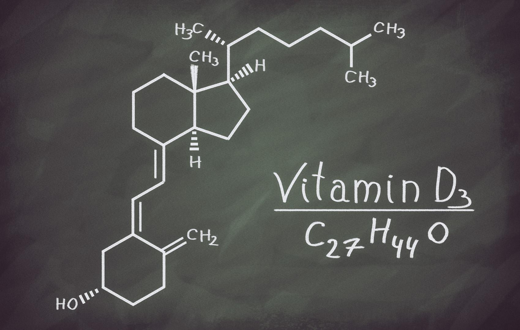 Vitamin D3 (Cholecalciferol)