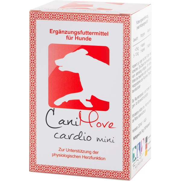 CaniMove cardio